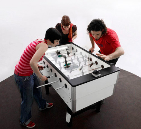 Foosball On Steroids
