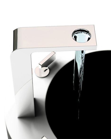 Ring Faucet by Sun Liang