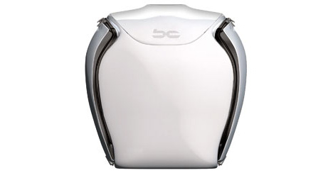 Backpack fridge with traveller dishes