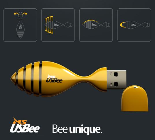 This Thumb Drive Has Real Buzz…