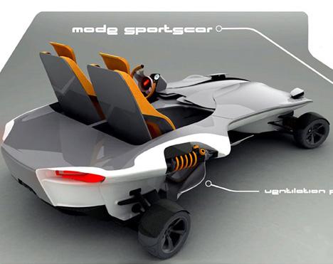 Advanced Go-Carting