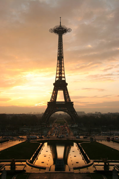 Sacré bleu! Eiffel Tower to get a make-over!