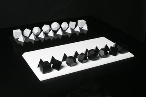 Platonic Chess by Patricia Tower