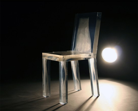 Who you gonna call? GHOST Chair!