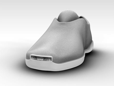 Shoe Headlights