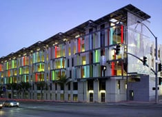 First LEED Certified Parking Garage