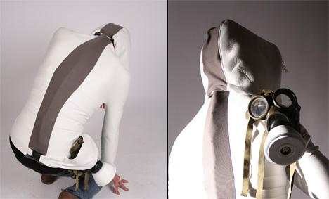 Body Armor + Fashion Design = Armorni?