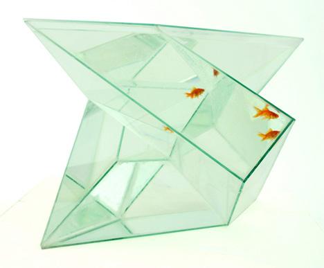 Infinity Aquarium by Boaz Cohen & Sayaka Yamamoto » Yanko Design