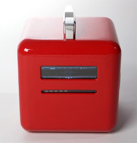 SpeakerBox, Just A Little Retro