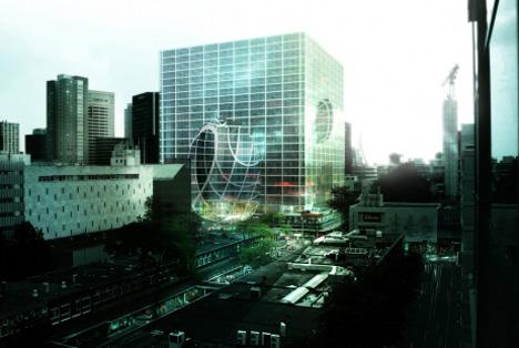 Rotterdam Cube