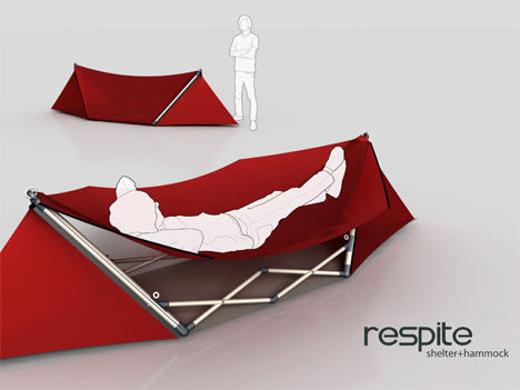 Shelter and A Hammock When Lazy