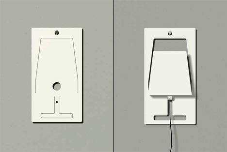 2-D Lamp Design