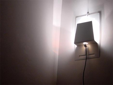 Lamp Chop Light