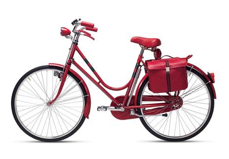 Gucci takes a bike trip to fashion Hell
