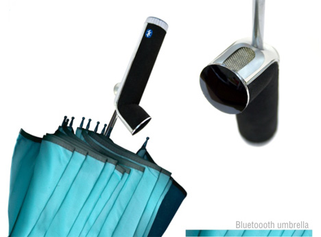 BlueTooth Umbrella, Hey Why Not?