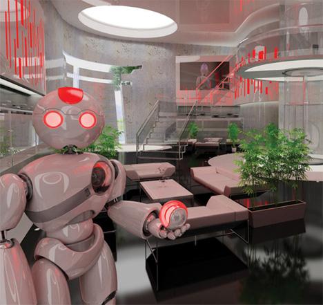 Immortality Thru Japanese Robots