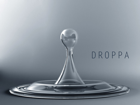 Drinking From A Drop
