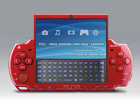 Sony Gets A Sidekick Yanko Design