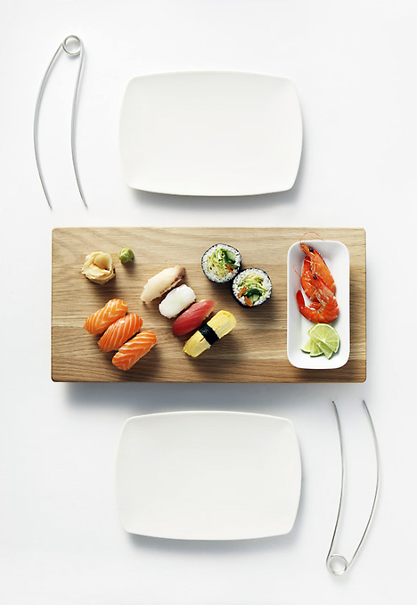 A Modern Chopstick for the Less Coordinated
