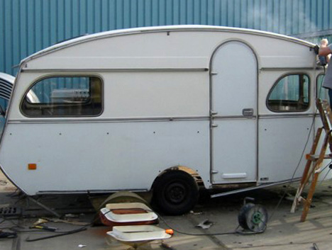 The Nature of Caravaning