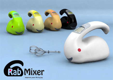 Rabbit Hand Mixer, Why Not?