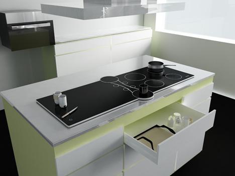 Kitchens Go All Multi-Touchscreen