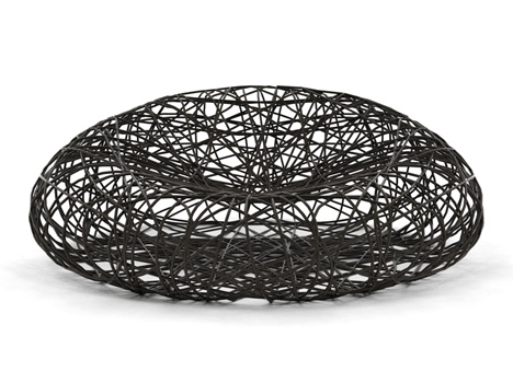 Sitting On A Bird's Nest  Yanko Design