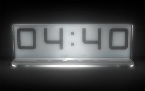 A Silent Alarm Clock