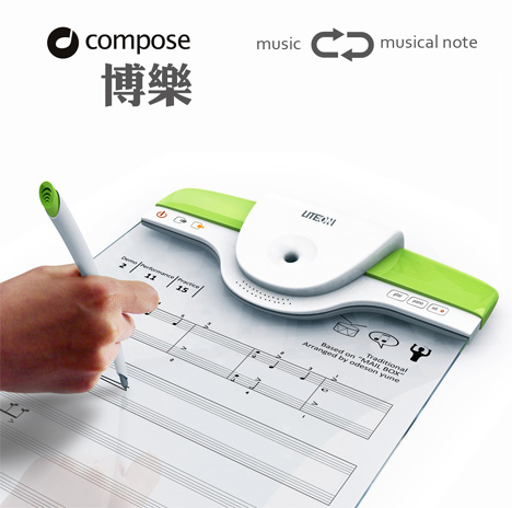 Compose Music All High Tech Like