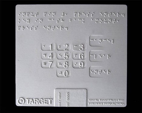 The Visual Assistance Card