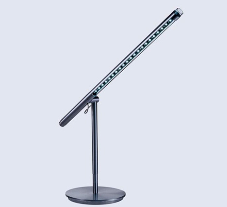 BRAZO Table Lamp Review. LEDs for Days