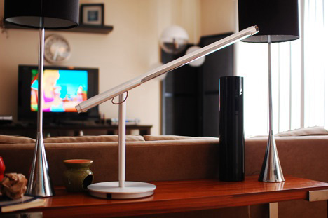 Brazo table lamp review leds for days yanko design pin aloadofball Gallery