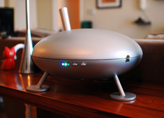 Alien Saucer Lands. FRED Humidifier Review