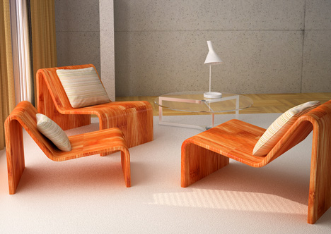 Stackable Seating made with Zero Defects