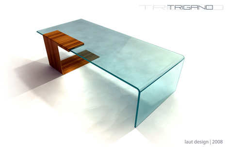 Trigano Coffee Table, DO WANT!
