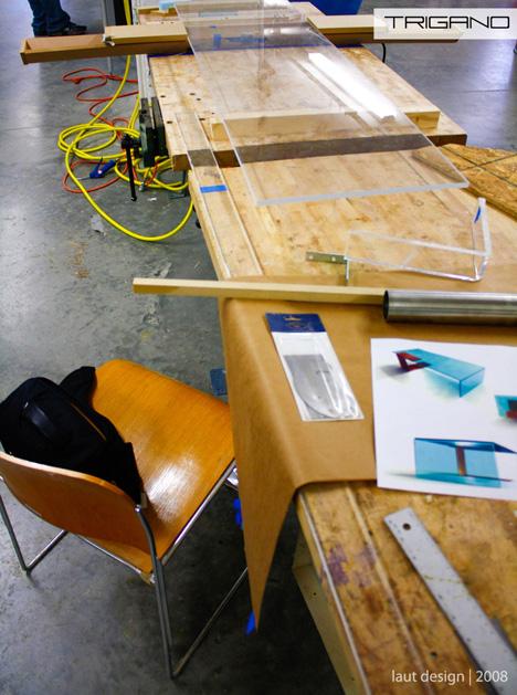 Trigano coffee table do want yanko design - Table trigano ...