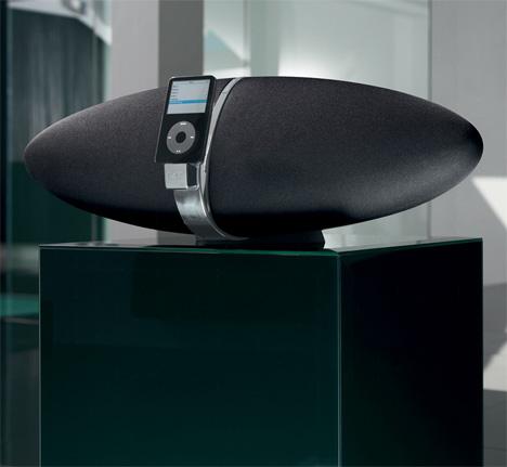 B&W Zeppelin iPod Speaker Review