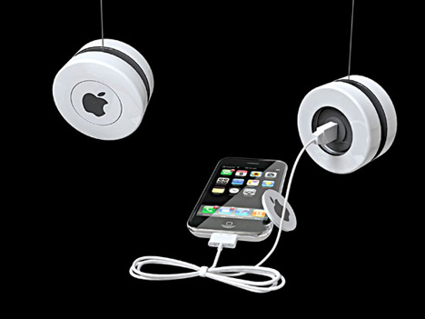 Going Yo-Yo Over the iPhone