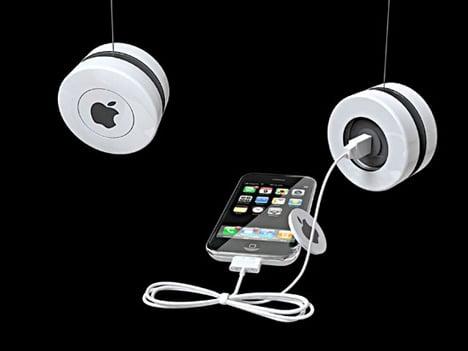 Going Yo-Yo Over the iPhone
