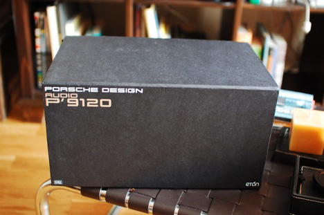 For the Playboy with Everything, Porsche Design P'9120 Review.