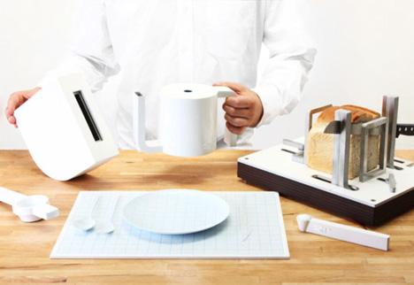 Breakfast Skills with no Spills