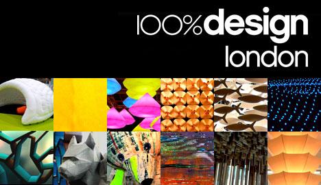 100% Design London 2008 Recap