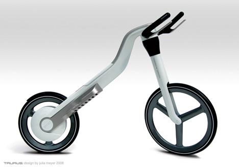 A New Way to Bike