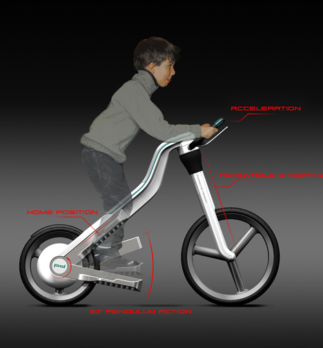 A New Way To Bike Yanko Design