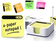 E-note, Don't Call it a Digital Post-it