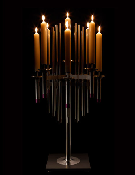 9-light Candelabra