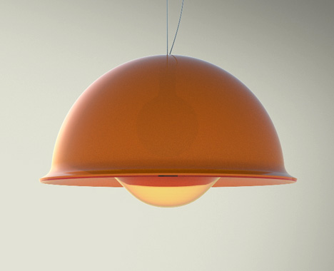 Kappu Lamps Light Up Italian Design
