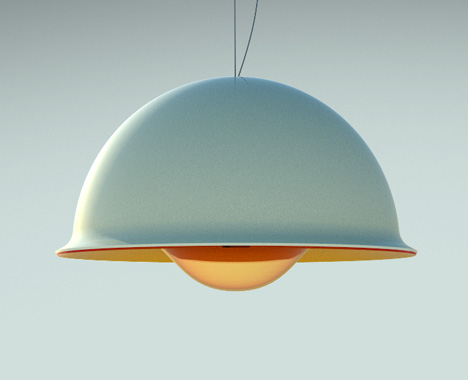 Ku Lamps Light Up Italian Design Yanko