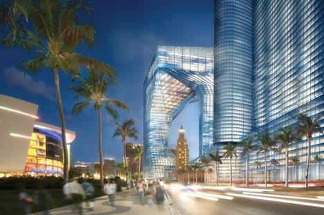 Miami dade college is a super building yanko design for Design hotel bern