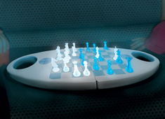 Glow Chess, Watch Out It Sticks!